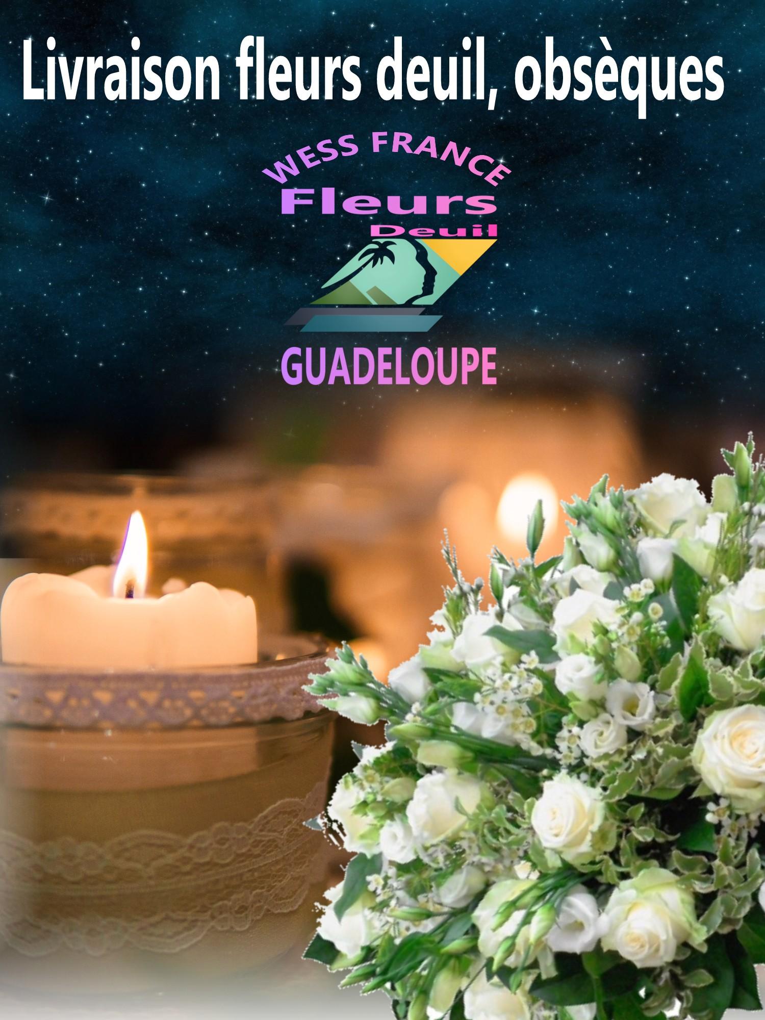 LIVRER UN BOUQUET POUR DES OBSÈQUES A BOUILLANTE 97125. bouquet deuil BOUILLANTE 97125. gerbe deuil BOUILLANTE 97125