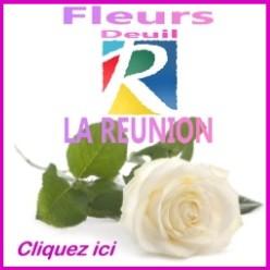 FLEURS DEUIL LA REUNION